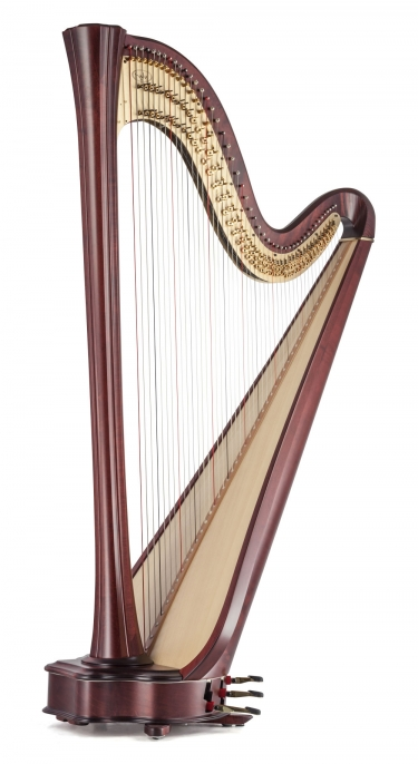 Student Pedal Harp Collection Salvi Harps