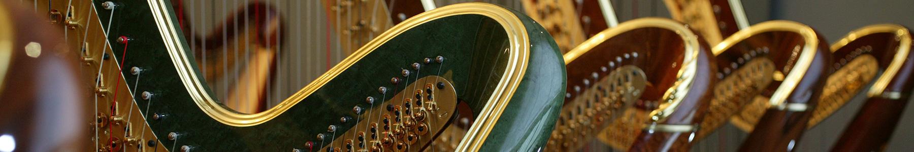 Contacts - Salvi Harps - Pedal Harps & Lever Harps