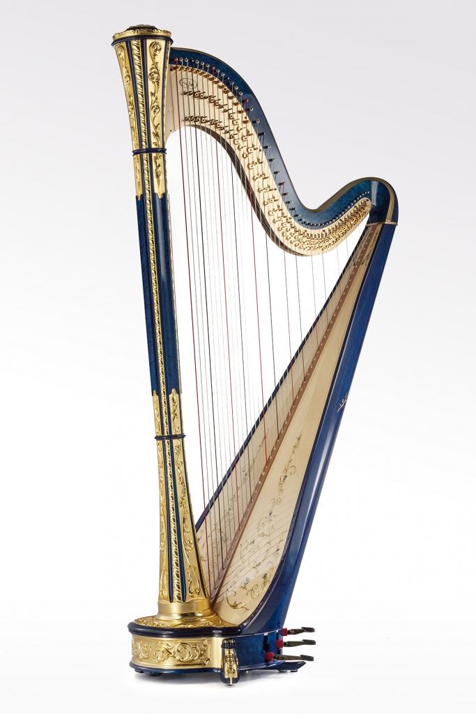 Minerva Gold bleue